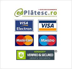 Plati online securizate prin EuPlatesc.ro